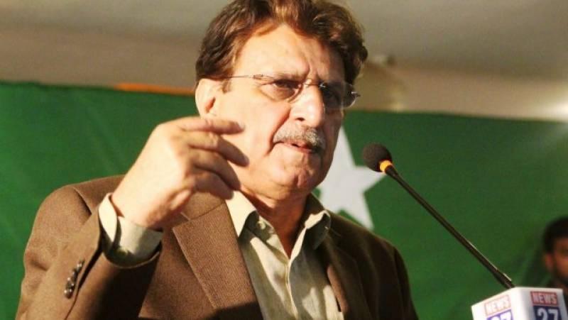 وزیر اعظم آزاد کشمیر راجہ محمد فاروق حیدر خان برطانیہ کے 10روزہ دورے کے بعد واپس وطن پہنچ گئے