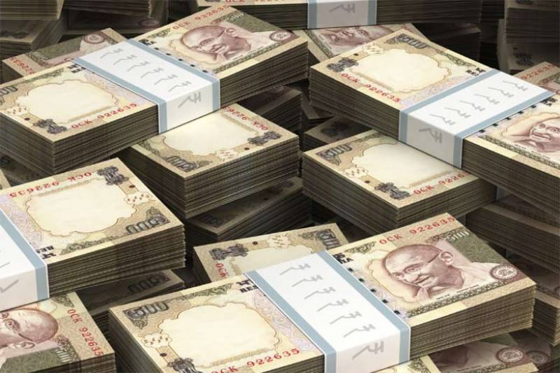 بھارتی معیشت کو بڑے نوٹ ختم کرنے سے بھاری نقصان