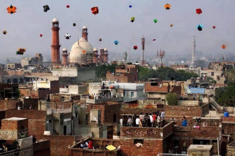 پنجاب میں بسنت منانے پر پابندی کا اعلان