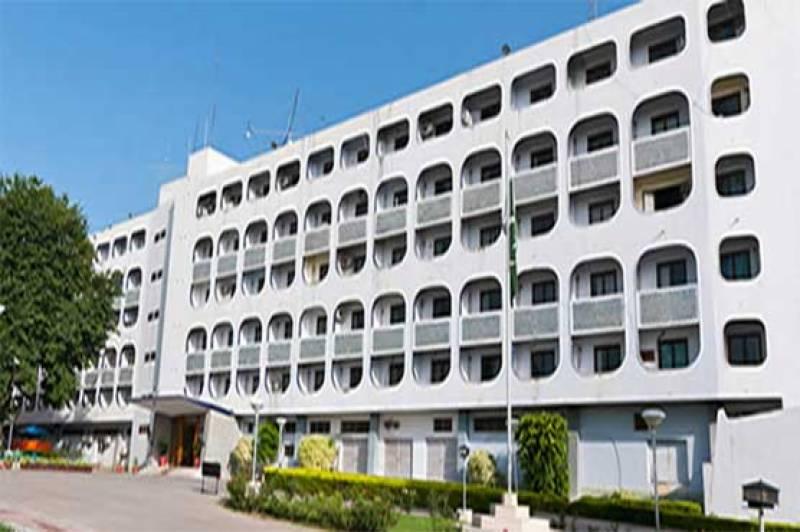 کنٹرول لائن کی صورتحال :بھارتی ڈپٹی ہائی کمشنر کی دفتر خارجہ طلبی