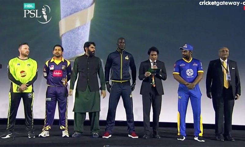 پاکستان سپر لیگ فائنل میچ کے ٹکٹ 23فروری کو آن لائن فروخت کے لیے پیش ہونگے