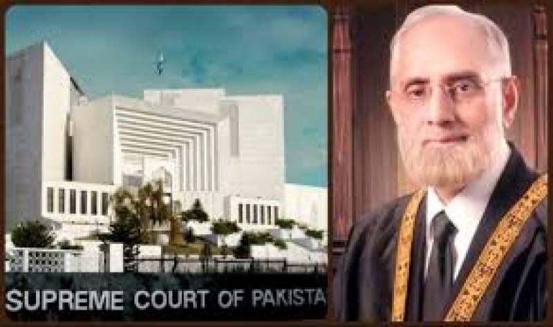 چیف جسٹس آف پاکستان نے جیکب آباد میں جرگے کے فیصلے پر نوٹس لے لیا