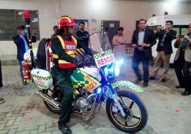 پنجاب کے تمام اضلاع کیلئے موٹر بائیکس ایمبولینس اور وزیراعظم صحت کارڈ کی منظوری