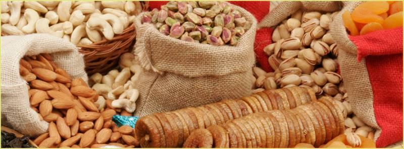 پٹھوں کو مضبوط بنانے کے لیے میوہ جات اور اناج کے استعمال کو معمول بنا لیں