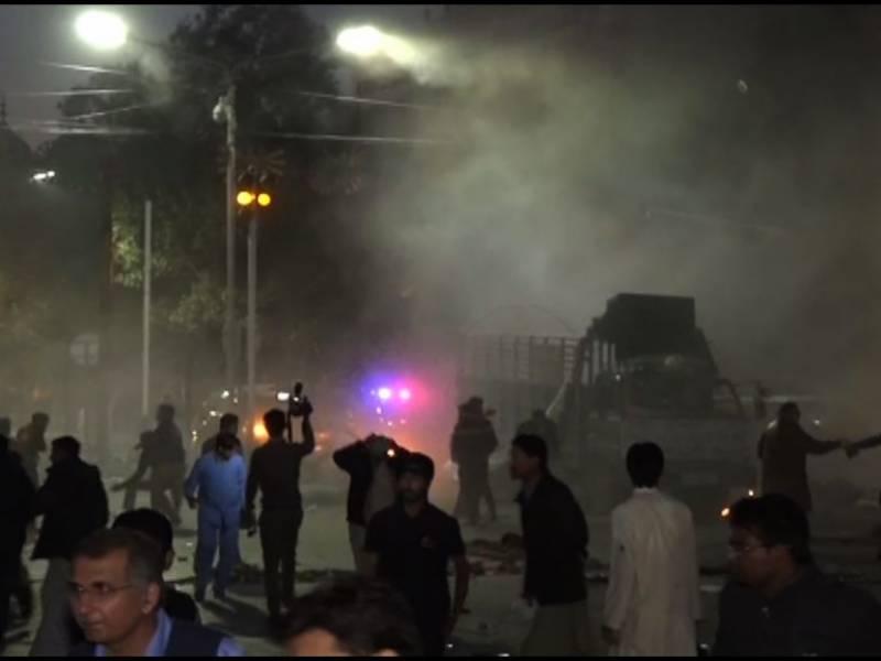 لاہور پر دہشت گرد حملے کی ایک اور کڑی مل گئی، خودکش بمبار کا سہولت کا ر پکڑا گیا
