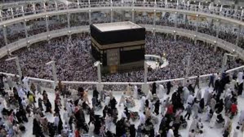 مسجد الحرام میں روزانہ 200 گیلن عرق گلاب صفائی کیلئے استعمال