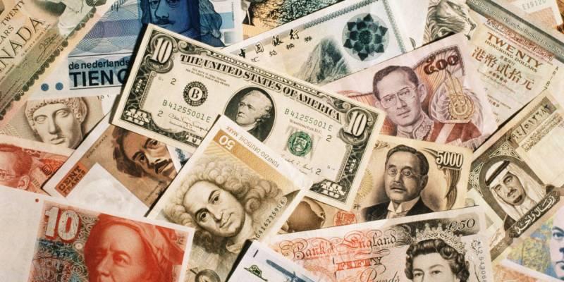 یورو اور برطانوی پاﺅنڈ کے سامنے روپے کی اہمیت سب سے زیادہ
