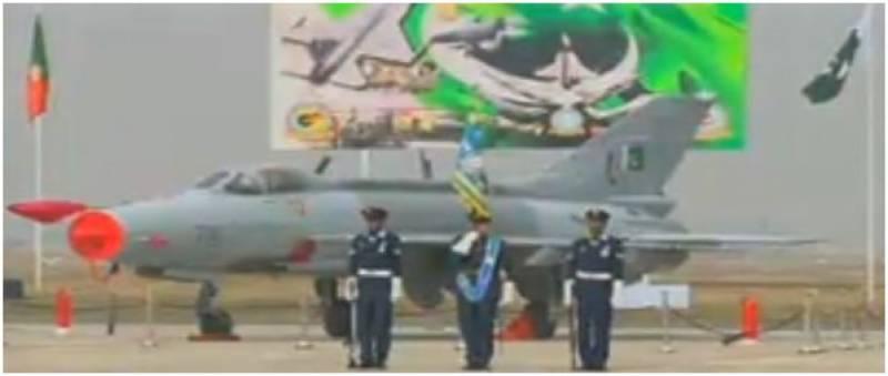 کامرہ: مزید 16 جے ایف سیونٹین تھنڈر طیارے پاک فضائیہ کے بیڑے میں شامل