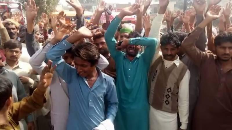 جلالپور بھٹیاں نجی ہسپتال کے عملے کی مبینہ غفلت سے مریضہ کی حالت تشویشناک
