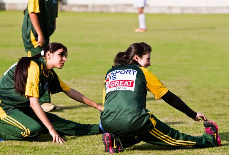 پاکستانی ویمن رگبی ٹیم پہلی بار کوئی بڑا ٹورنامنٹ کھیلنے کو تیار