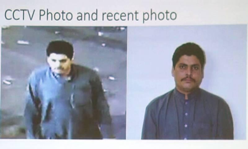 خودکش بمبار کے سہولت کار کا اعترافی بیان جاری کر دیا گیا