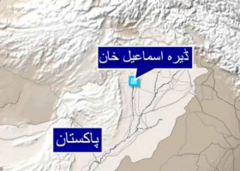 ڈیرہ اسماعیل خان: مڈی روڈ پر سکیورٹی فورسز کی کارروائی، 3 دہشت گرد ہلاک