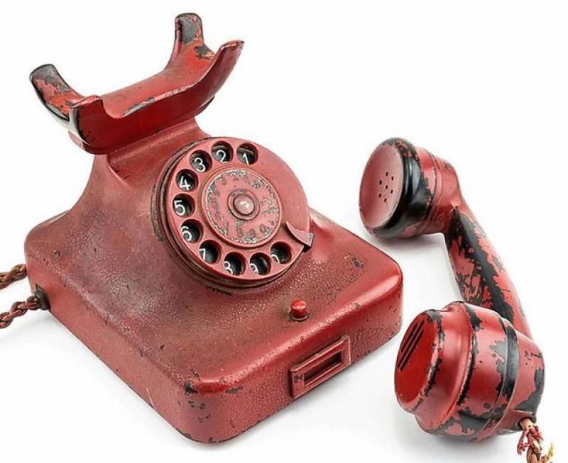 ہٹلر کے فون کی رواں ہفتے نیلامی امریکا میں ہو گی