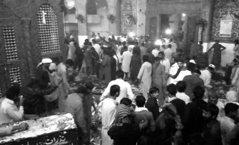 سیہون شریف کی انتظامیہ نے شہدا کے اعضا گندگی کے ڈھیر میں پھینک دئیے