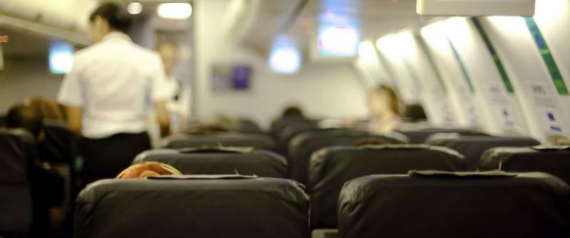جہاز میں سفر کرنے والوں کیلئےانوکھی جیکٹ تیار
