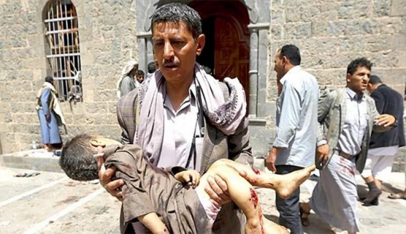 یمنی بچوں کے خلاف سعودی اتحاد کے حملے ناقابل معافی جرم ہے: یونیسف
