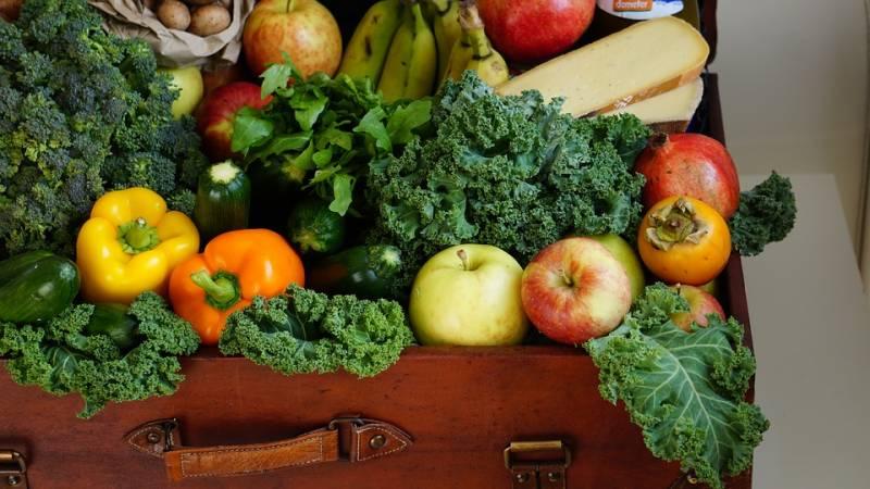 دن میں دس دفعہ پھل اور سبزیاں کھائیں،لمبی زندگی پائیں!