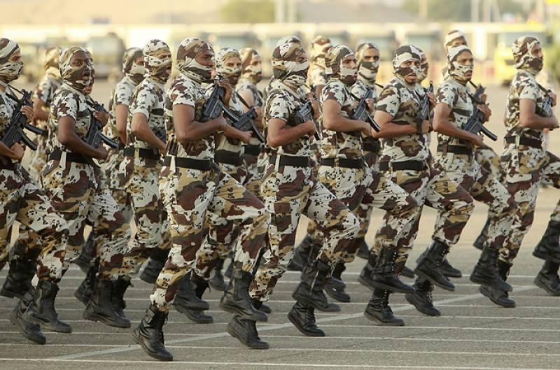 سعودی عرب شام میں فوجی بھیجنے کے لیے تیار