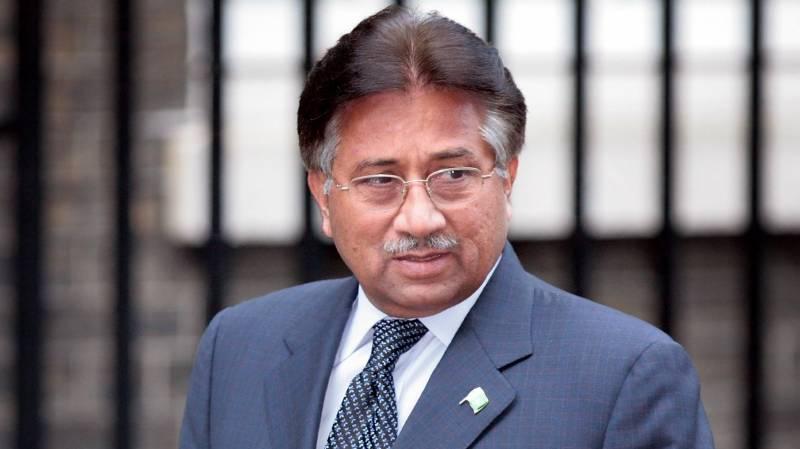 فواج پاکستان نے آپریشن ردالفساد شروع کر کے قوم کو تحفظ کا احساس دلایا، پرویز مشرف