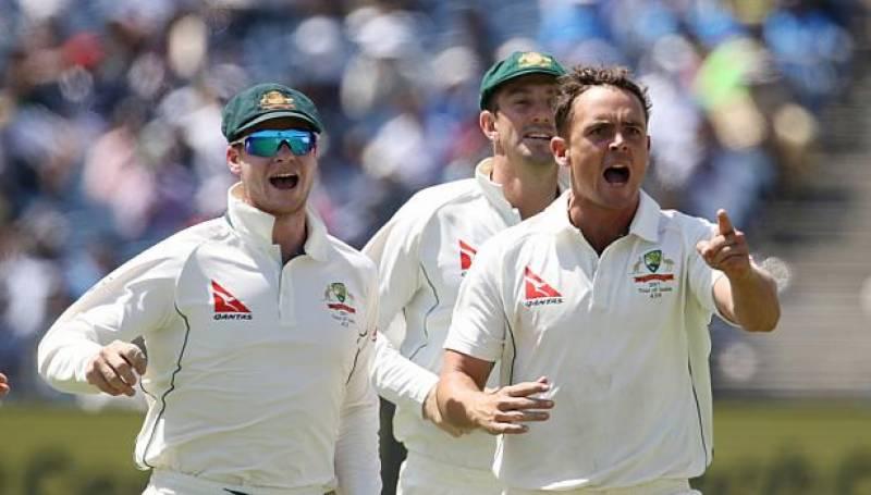 بھارت کوپہلے میچ میں آسٹریلیا نے 333 رنز کی عبرتناک شکست دے دی