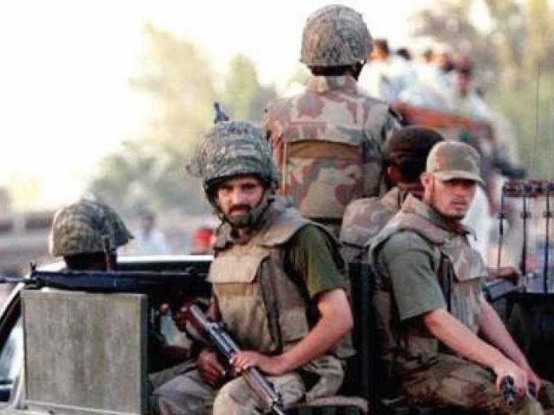 آپریشن ردالفساد :سرچ آپریشن کے دوران 4 دہشت گرد ہلاک،600مشکوک افراد گرفتار