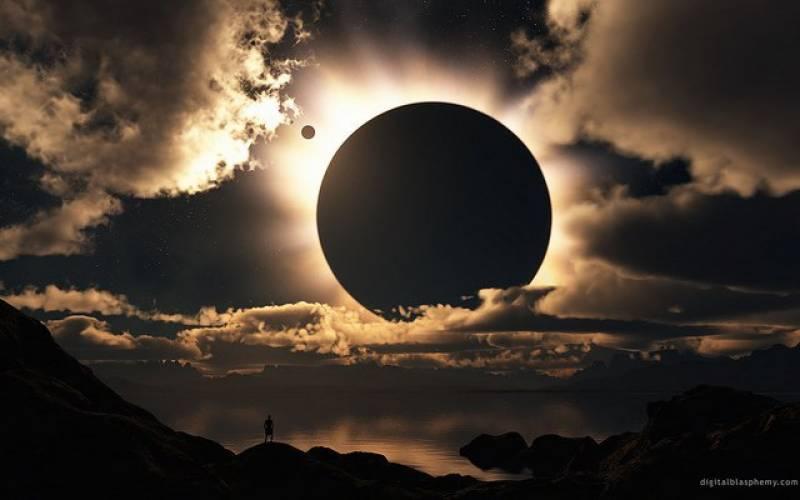 رواں سال کا پہلا سورج گرہن اتوار کو ہوگا