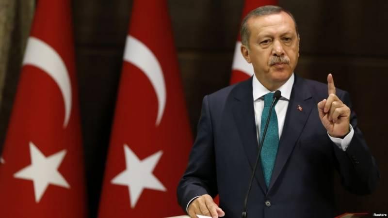 ترک صدر طیب اردوان یکم مارچ سےپاکستان کا دورہ کریں گئے
