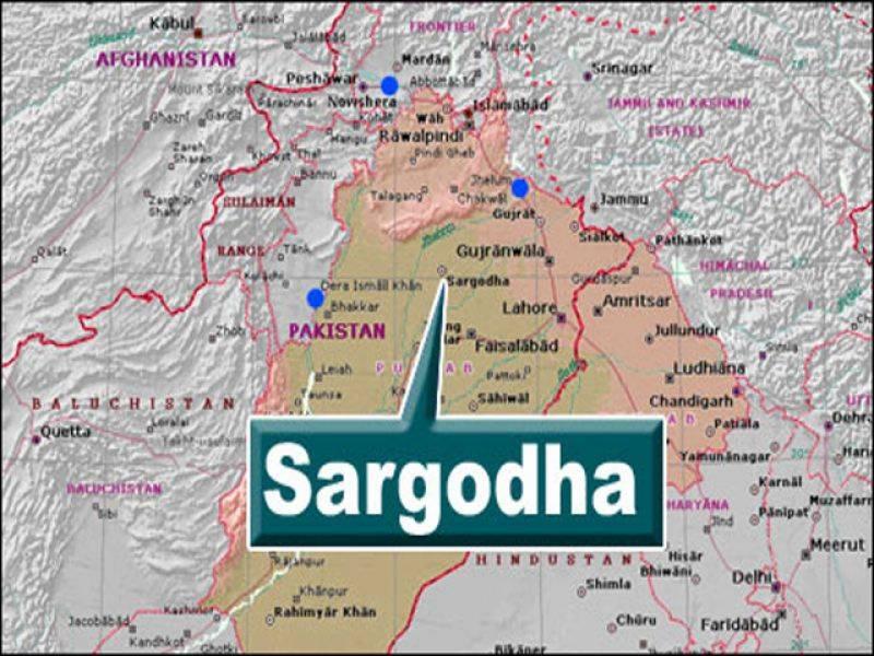 سرگودھا: ٹریفک حادثات میں میاں،بیوی اور بیٹی سمیت پانچ افراد جاںبحق