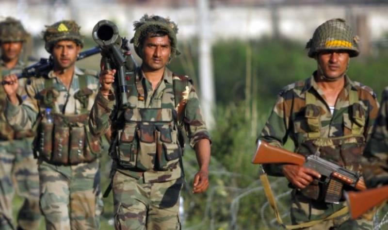 مقبوضہ کشمیر ایک اور بھارتی فوجی کی خودکشی،تعداد 378ہو گئی