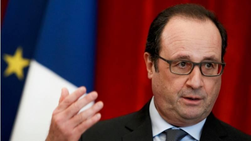 فرانسیسی صدر کی ٹرمپ کو انوکھی پیش کش
