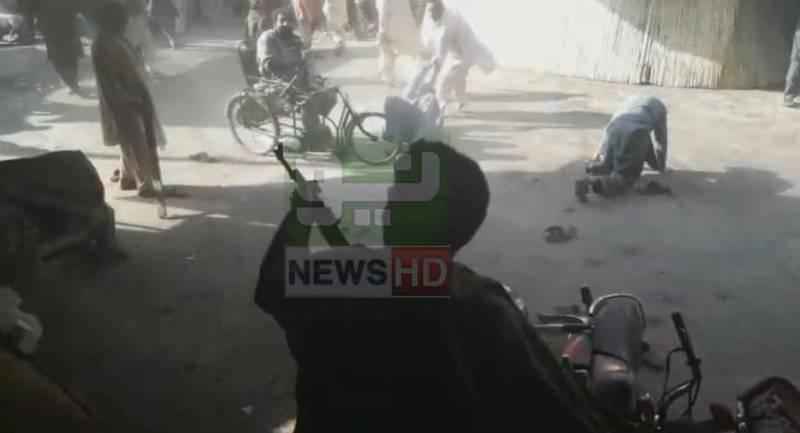 تاندلیانوالہ: لیگی ایم پی اے کے بھائی کی پٹرول پمپ پر قبضہ کی کوشش