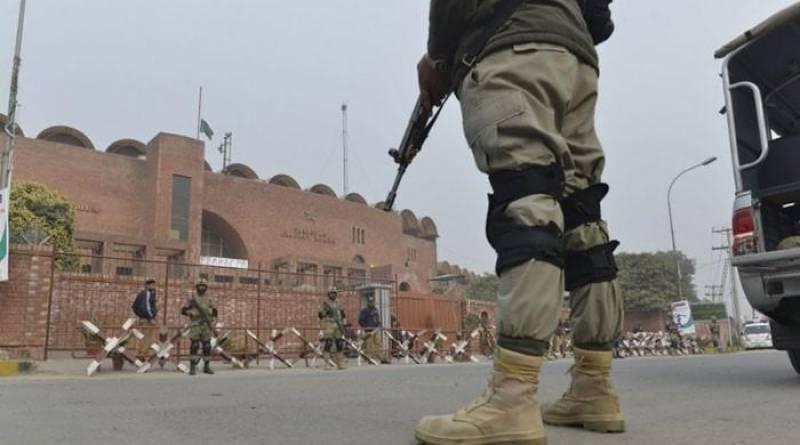 لاہور:پی ایس ایل کے فائنل کیلئے سخت ترین سیکورٹی پلان تیار