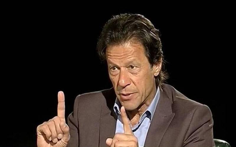 لاہورمیں فائنل کراناپاگل پن ہے،عمران خان