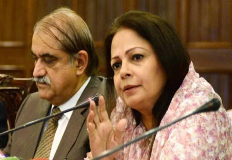 سروسز سیکٹر کی بہتری کے لیے رئیل سیکٹر کی وسعت ملکی معیشت کی اہم ضرورت ہے: ڈاکٹر عائشہ غوث پاشا