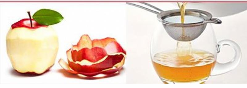 سیب کے چھلکے کی چائے بیماریوں کے لئے انتہائی مفید