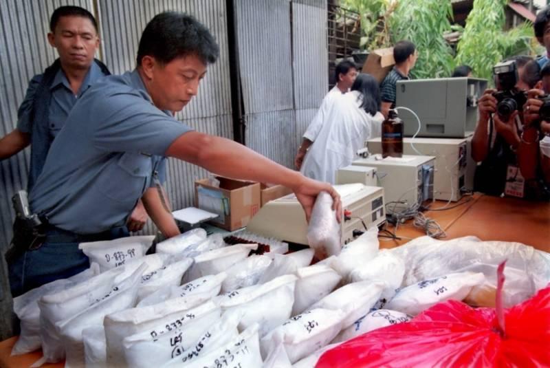 فلپائن: منشیات کے سمگلروں کیلئے سزائے موت کی حمایت