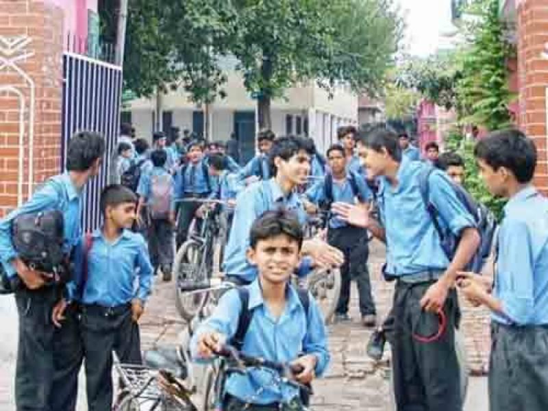پنجاب کے تمام تعلیمی اداروں میں چھٹیوں کے شیڈول میں تبدیلی کا فیصلہ