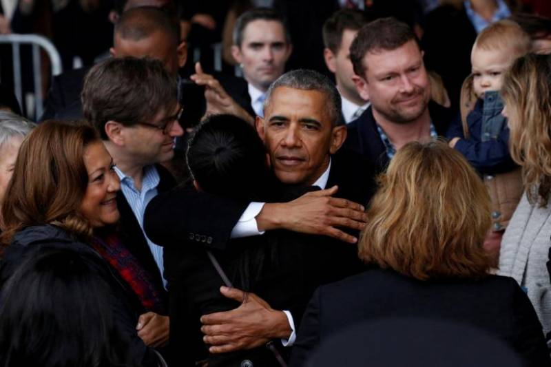براک اوباما جان ایف کینیڈی ایوارڈ کیلئے نامزد