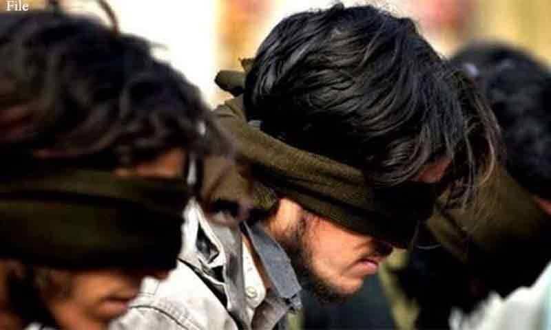 ملک بھر میں آپریشن رد الفساد جاری، مختلف شہروں سے سینکڑوں مشتبہ افراد گرفتار