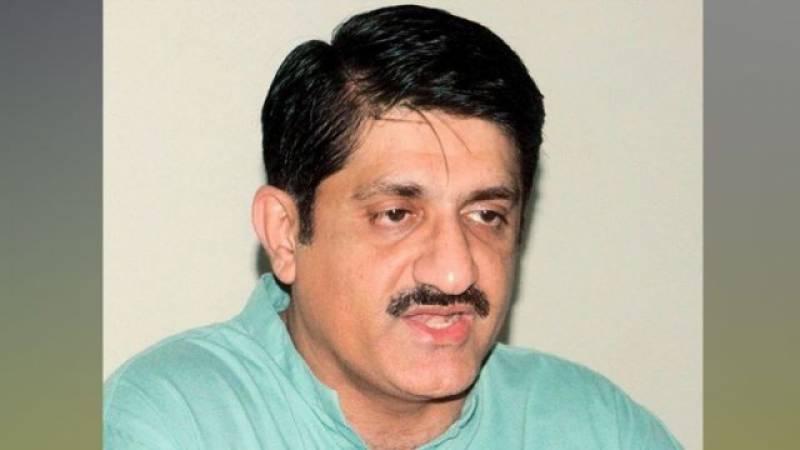 مشترکہ مفادات کونسل میں سندھ کا مقدمہ خود لڑوںگا،مراد علی شاہ