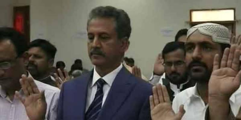 سندھ گورنمنٹ نے ہر محکمہ کا برا حال کردیا ہے،میئر کراچی