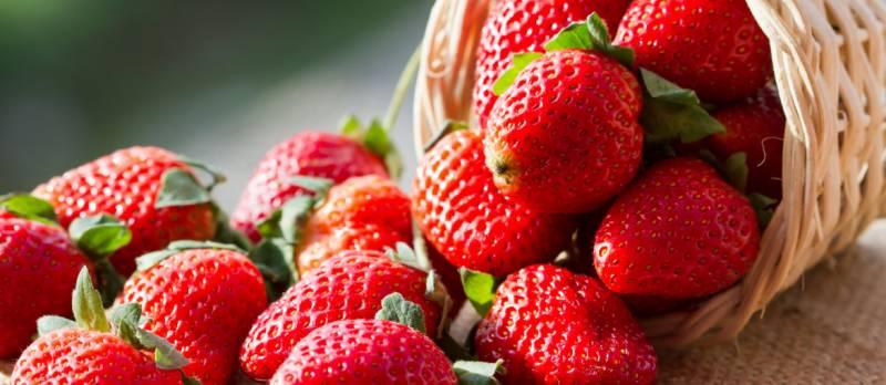 وٹامن سی سے بھرپور پھل اسٹرابری جسم کے مدافعتی نظام کو بہتر بناتا ہے