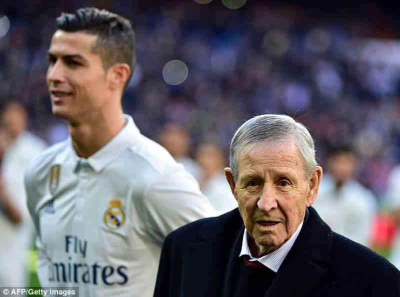 فرانس کے معروف اور لیجنڈری فٹبالر ریمنڈ کوپا چل بسے