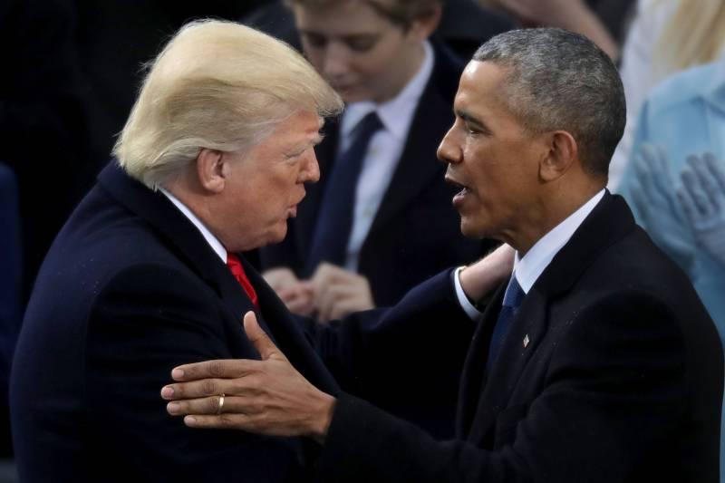 ڈونلڈ ٹرمپ کا اوباما پر فون کالز ٹیپ کرنے کا الزام