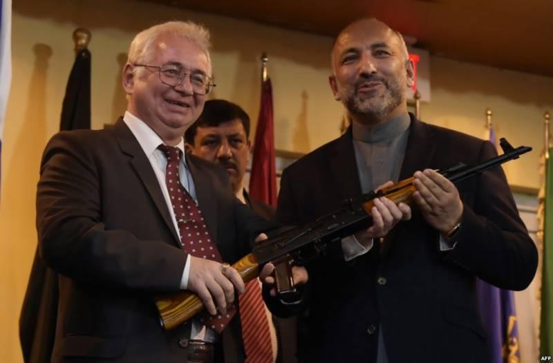 افغانستان میں دہشتگردوں کی موجودگی کا پاکستانی موقف درست ہے ، افغان قومی سلامتی مشیر