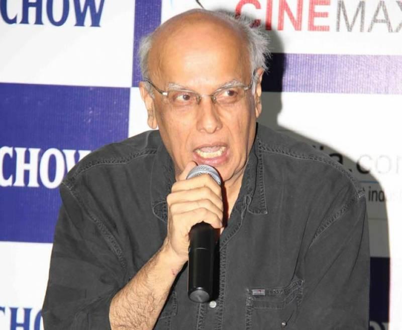 بھارتی فلمساز مہیش بھٹ کی شفقت امانت علی کو بڑی پیشکش !