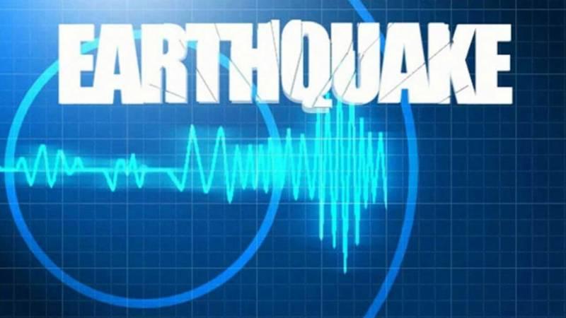 پاپوا نیو گنی میں زلزلے کے جھٹکے!!