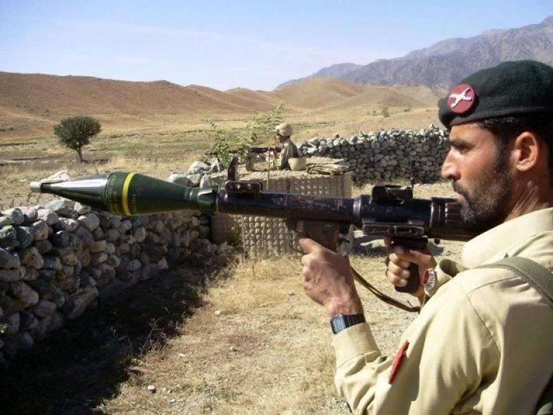 افغانستان سے فائرنگ کرنے والے 15دہشتگردوں کو جہنم واصل کردیا، آئی ایس پی آر
