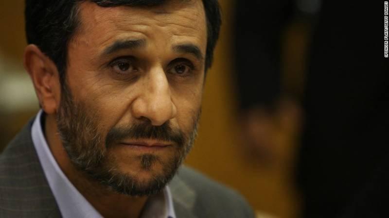 ایرانی صدر احمدی نژاد نے وہی کام شروع کردیا جس پر کبھی پابندی لگائی تھی