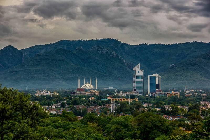 اسلام آباد کی سب سے اونچی عمارت سی پیک ٹاور کی تعمیر کا فیصلہ